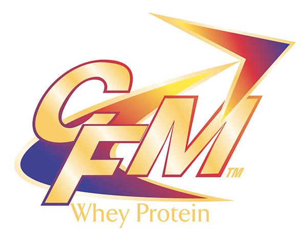 CFM4C whey protein provon logo