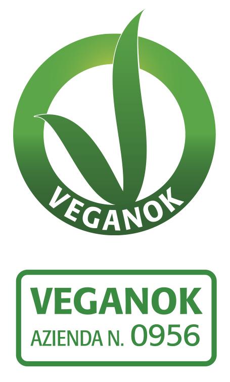vegan ok logo numero